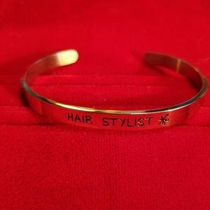 Jewelry - Hair Stylist Bracelet